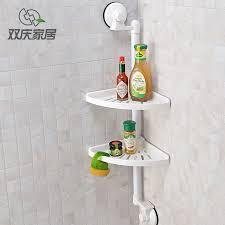 Suction Cup Bathroom Shelf Corner Shelf U2013 Electro Trade Bd