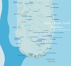 Where Is Nepal On The Map Maldives Map With Resorts Airports And Local Islands 2017