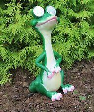 plastic resin lizards garden ornaments ebay