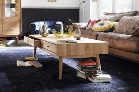 Wohnzimmertisch Holzstamm Massivholz Couchtisch Von Tischfabrik24