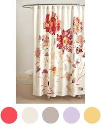 Ruffle Shower Curtain Anthropologie Anthropologie Shower Curtains Teawing Co
