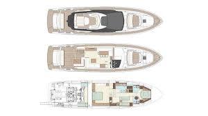 riva 76 perseo super yacht interior design 2017 new yacht interiors
