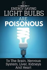 energy efficient light bulbs danger http johncow us pinterest