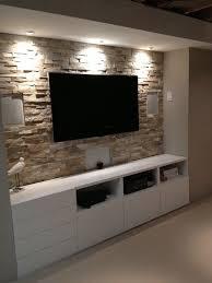 Easy Basement Wall Ideas Wall Units Inspiring Entertainment Unit Ideas Entertainment Unit