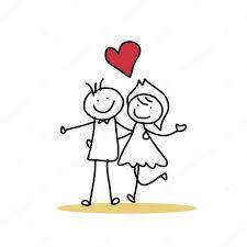 dessin mariage dessin dessin animé de heureux mariage image