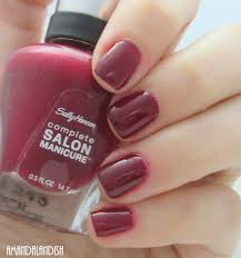 amandalandish sally hansen new shades winter 2016 2017
