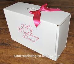 wedding dress storage boxes custom corrugated wedding dress shipping box buy wedding dress