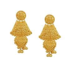 gold ear rings images gold earring view specifications details of gold earrings by