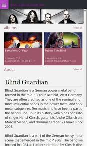 Bands Like Blind Guardian Get About Blind Guardian Microsoft Store