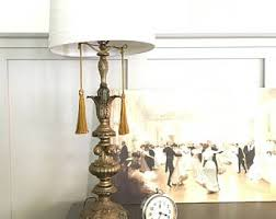 Candlestick Buffet Lamps by Ornate Candlesticks Etsy