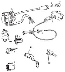 british auto parts ltd switches