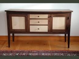 Walnut Sideboard Maple Walnut Sideboard Hawk Ridge Furniture Paul Donio Vermont