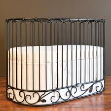 Bratt Decor Crib Oval Baby Crib Page All