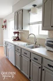 Painting Kitchen Cabinets With Annie Sloan Paint Painting Kitchen Cabinets With Chalk Paint Paint Home Design