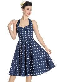 hell bunny marina retro 50s dress attitude clothing
