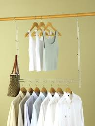 closet rod hangers hardware home design ideas