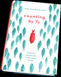 Counting By 7s Book Report Counting By 7s By Goldberg Sloan Home