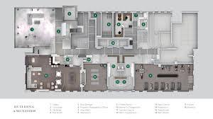 Yoga Studio Floor Plan by Benchmark Signature Realty Inc Brokerage Yonge Parc