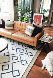 Room And Board Leather Sofa Best 25 Brown Leather Furniture Ideas On Pinterest Living Room