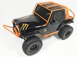 jeep rock crawler buggy mex 00031 jeep crawler trial ex limited edition kit black orange