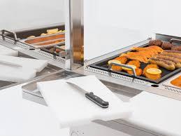 Kombi Toaster Foodstation Flaps