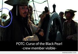 Pirates Of The Caribbean Memes - movie mistake pirates of the caribbean by ben meme center
