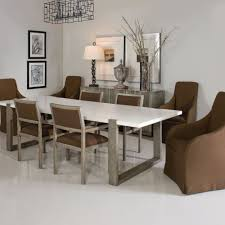 hadleigh dining table bernhardt interiors luxe home philadelphia