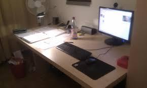 Schreibtisch 130 Thread Neuer Schreibtisch Readmore De