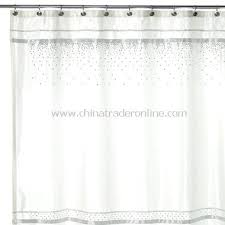 Glitter Shower Curtain Wholesale Croscill Glow Fabric Shower Curtain White Buy Discount