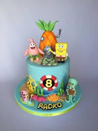 spongebob birthday cake spongebob birthday cake cake by layla a cakesdecor