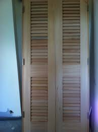 Custom Louvered Closet Doors Custom Louvered Doors Lauraleewalker