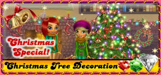 Decoration Games Christmas Special by Games Online Doli Doli Games