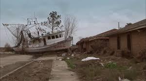 Katrina Homes by Hurricane Katrina Storm Damaged Homes Chalmette Shrimp Boat 8