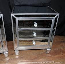 extraordinary glass nightstand tables pattiroddick