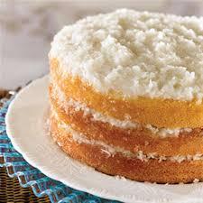Coconut Cake Recipe Recipes Instructions White Lily