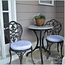 Garden Bistro Chair Cushions 18 Inch Wicker Chair Cushions Chairs Home Decorating Ideas