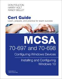 mcsa 70 697 and 70 698 cert guide configuring windows devices