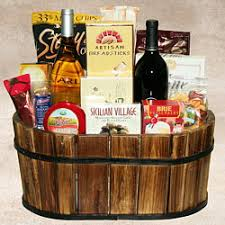 christmas wine gift baskets christmas gift baskets archives fancifull fancifull