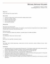 One Page Resume Samples by Resume Template Examples And Marketing On Pinterest In 81