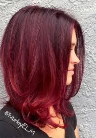 rich cherry hair colour black cherry hair colors for 2017 best hair color ideas trends
