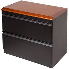 Wood Filing Cabinet Lateral Lateral File Cabinet With Premium Wood Top Caretta Workspace