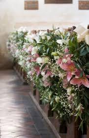 wedding flowers for church flowers for a church wedding