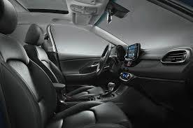 Hyundai I30 2011 Interior Next Generation Hyundai I30 Hatchback Unveiled Automobile Magazine