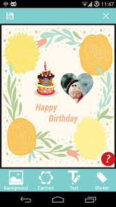 text birthday card birthday card message android apps on play