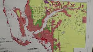 Florida Flood Zone Map by Hurricane Irma Monday 11 Pm Update Risk To Florida Increases