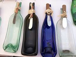 wine bottle plates 177 best fused bottles and recycled glass images on