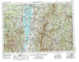 Map New York State by New York Topo Maps Topographic Maps 1 250 000