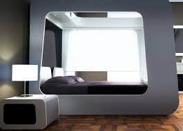 Modern Canopy Bed Energy Efficiency In Your Bed Geek On Gadgets