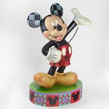 jim shore disney traditions extra large mickey mouse statue