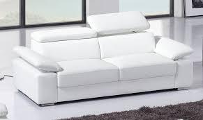 canap 3 places en cuir canapé 3 places cuir floride 1 349 99